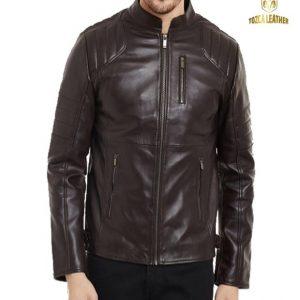 Jaket Original Kulit Asli Domba Super KM119